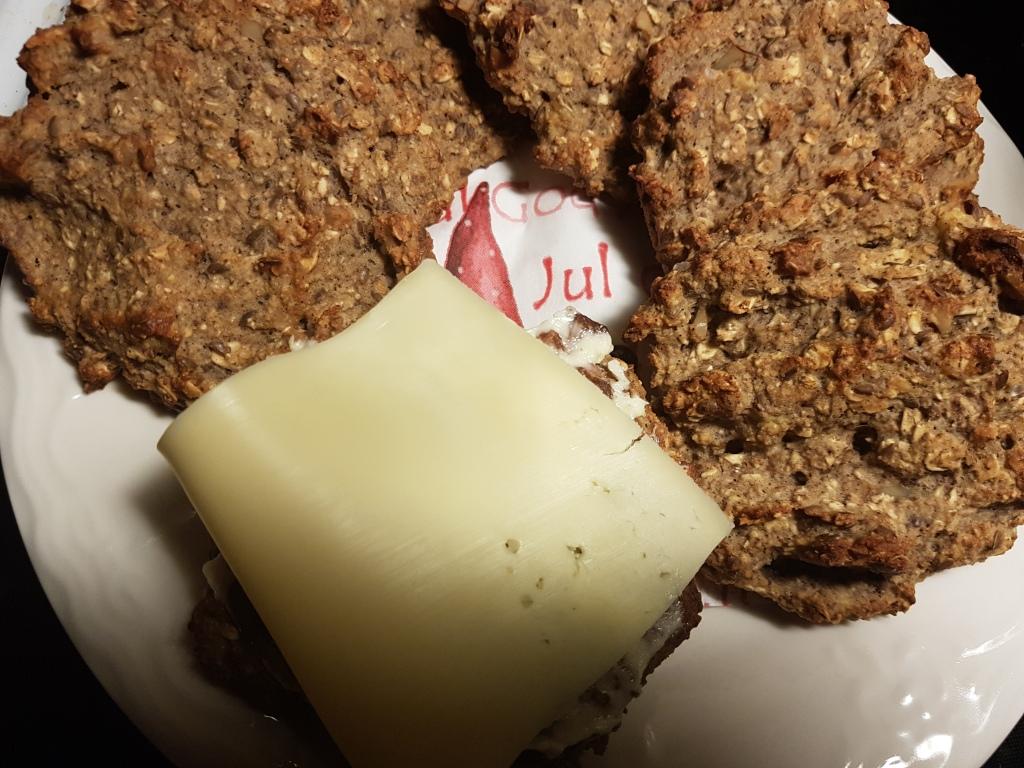Glutenfria scones havregryn